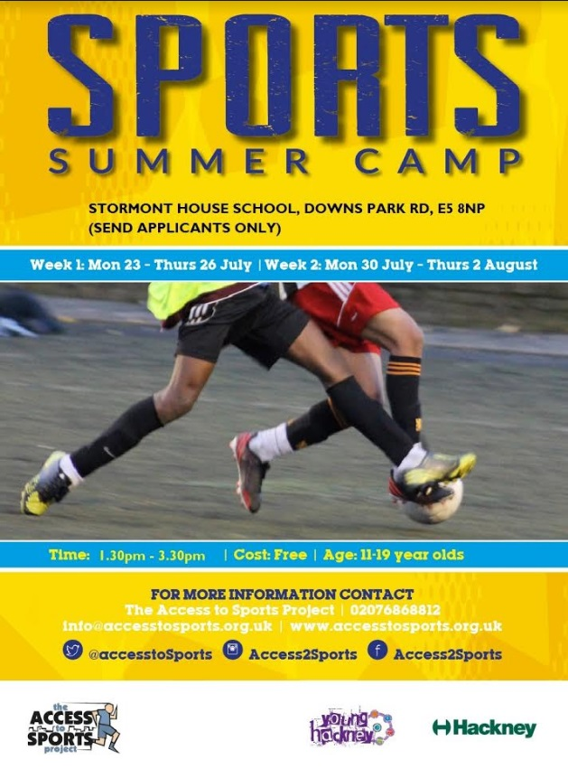 sports Summer Camp